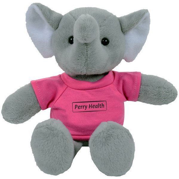 Chit Chatter Plush Elephant