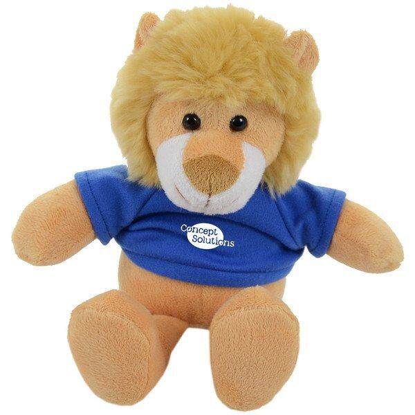 Chit Chatter Plush Lion