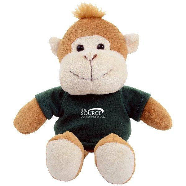 Chit Chatter Plush Monkey