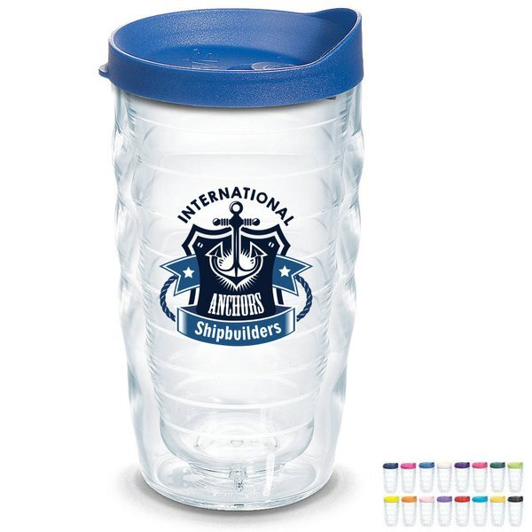 Tervis® Wavy Tumbler, 10oz. w/ Full Color Imprint