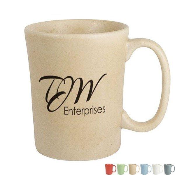 Speckle Matte Ceramic Mug, 15oz.