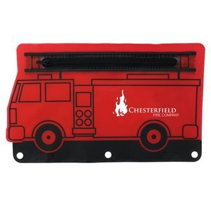 Fire Truck & Police Car-Themed Promotional Products
