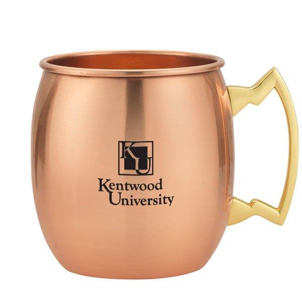 Classic Copper Moscow Mule Mug, 20oz.