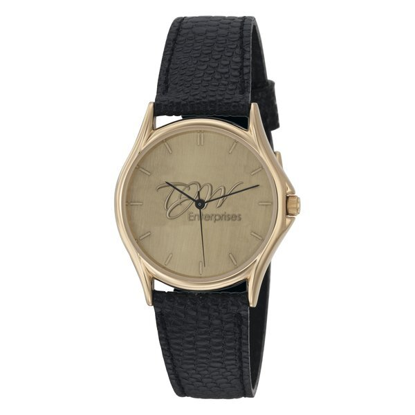 Neptune Men's Medallion Watch