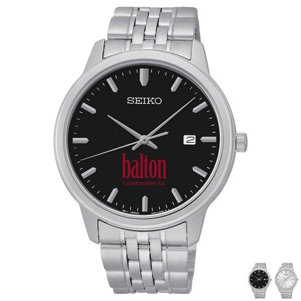 Seiko® Prime Men's Stainless Steel Watch