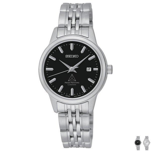 Seiko® Prime Ladies' Stainless Steel Watch