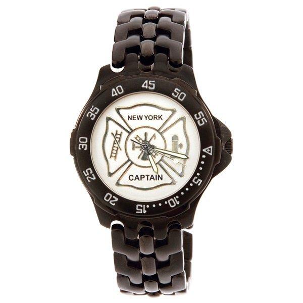 Technica Onyx Medallion Men's Watch
