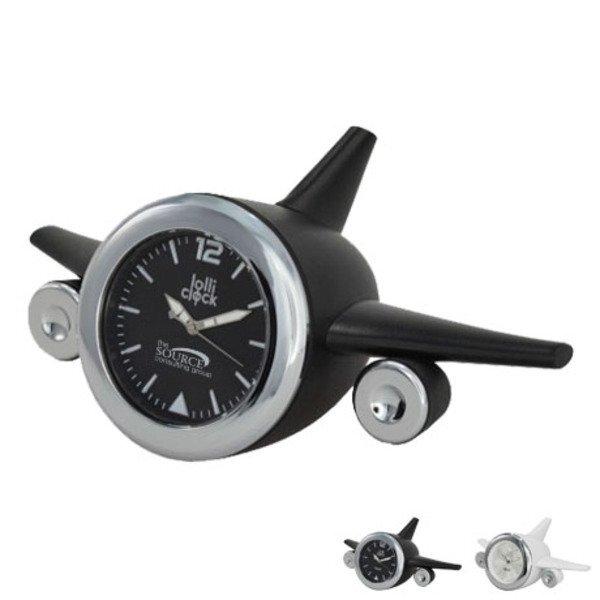 Lolliclock® Plane Clock
