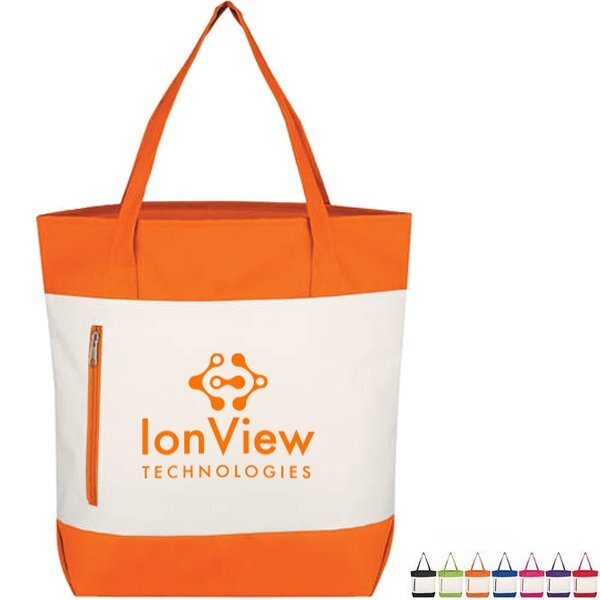 Living Color 600D Tote Bag