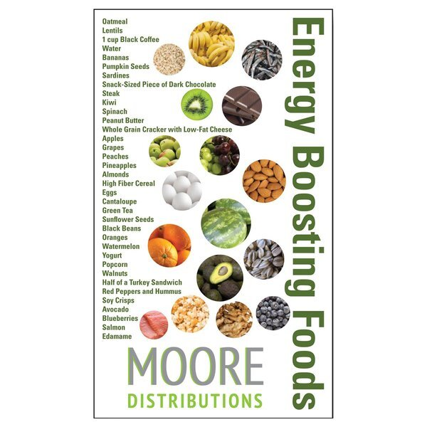 Energy Boosting Foods Mega-Mag
