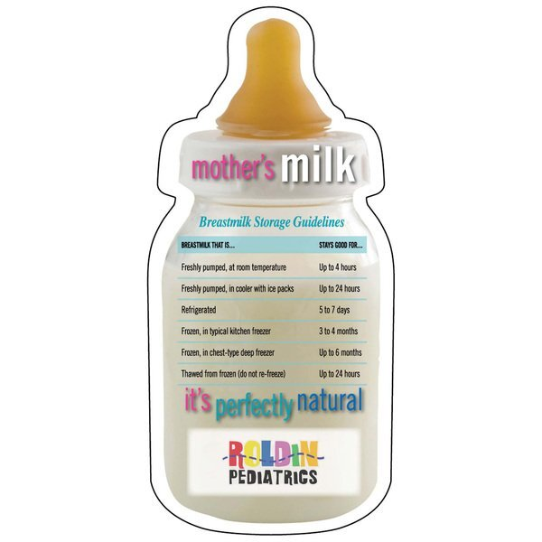 Breastmilk Storage Guidelines Mega-Mag