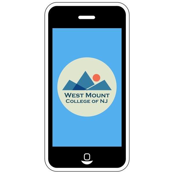 Smartphone Magnet, Full Color