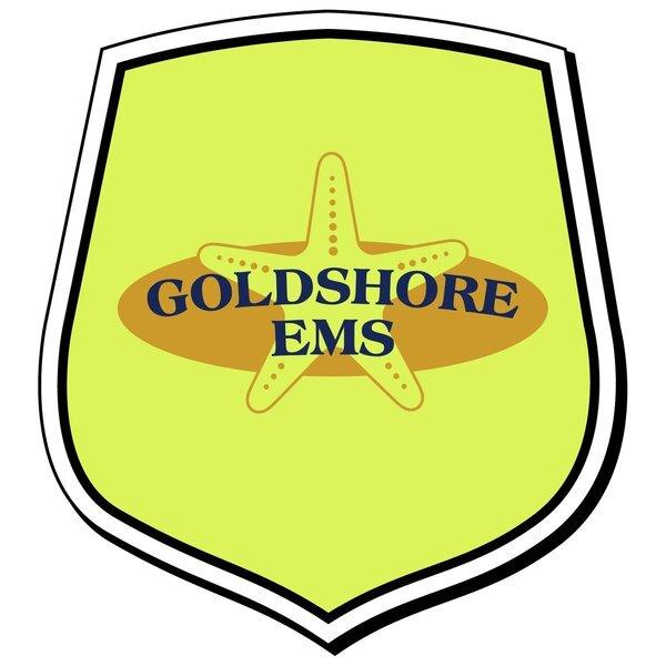 Badge Shield Magnet, Full Color