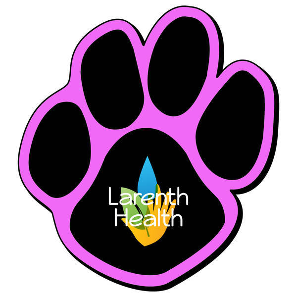 Paw Print Magnet, Full Color