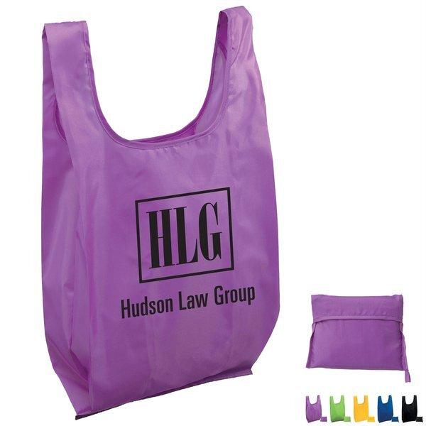 T-PAC Polyester T-Shirt Bag
