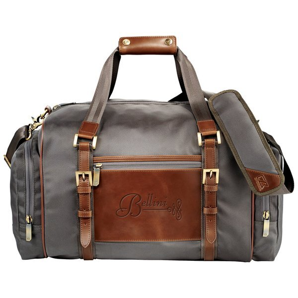 Cutter & Buck® Bainbridge Duffel Bag, 20""