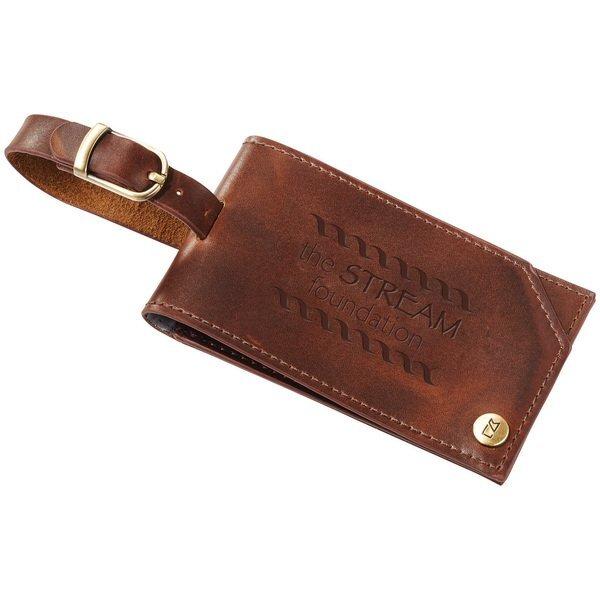 Cutter & Buck® Bainbridge Luggage Tag