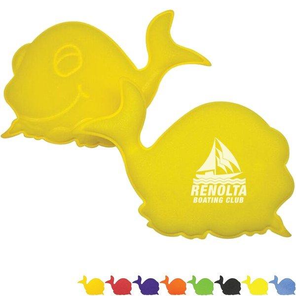 Fish Foam Bath Sponge