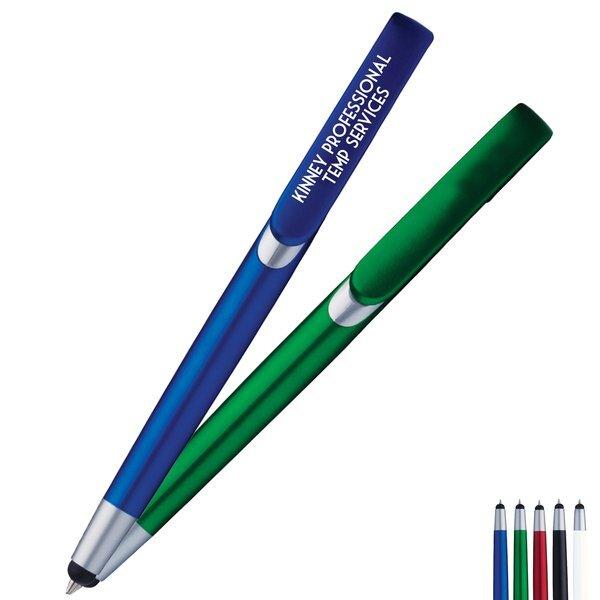 Clipper Click-Action Stylus Pen