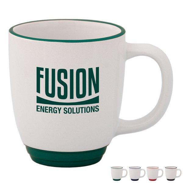 Fusion Halo Ceramic Mug, 13oz.