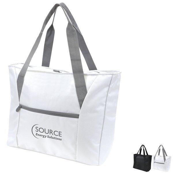 Caitlyn 1680D Crossweave Tote Bag