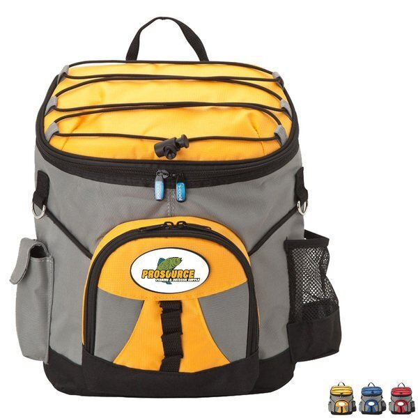 I-Cool™ Backpack 16-Can Adventure Cooler