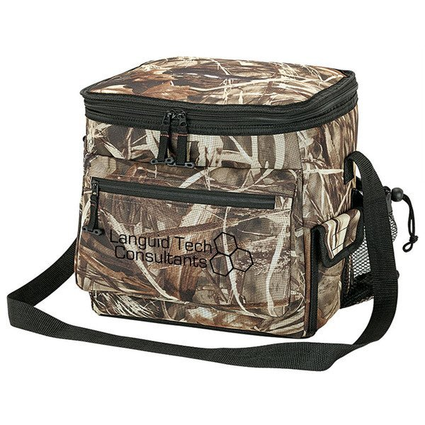 Black Forest 24-Can Camo Cooler Bag