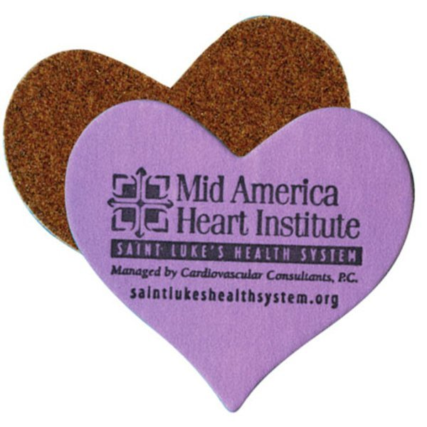 Heart Shape Emery Board