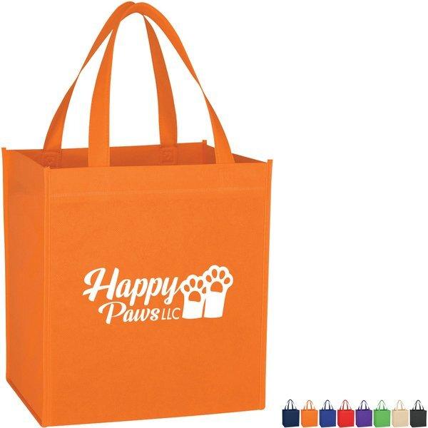 Reusable Non-Woven Shopping Tote Bag