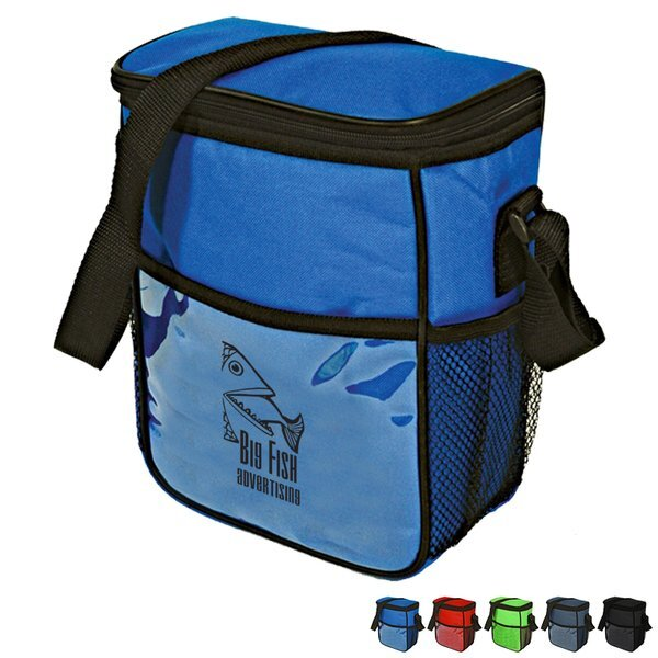 Twelve Can Insulated Lunch Cooler