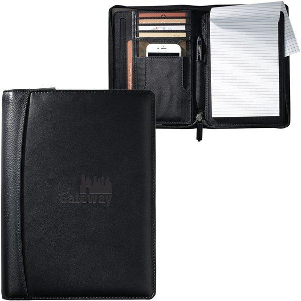 Samsonite® Perry Leather Junior Padfolio