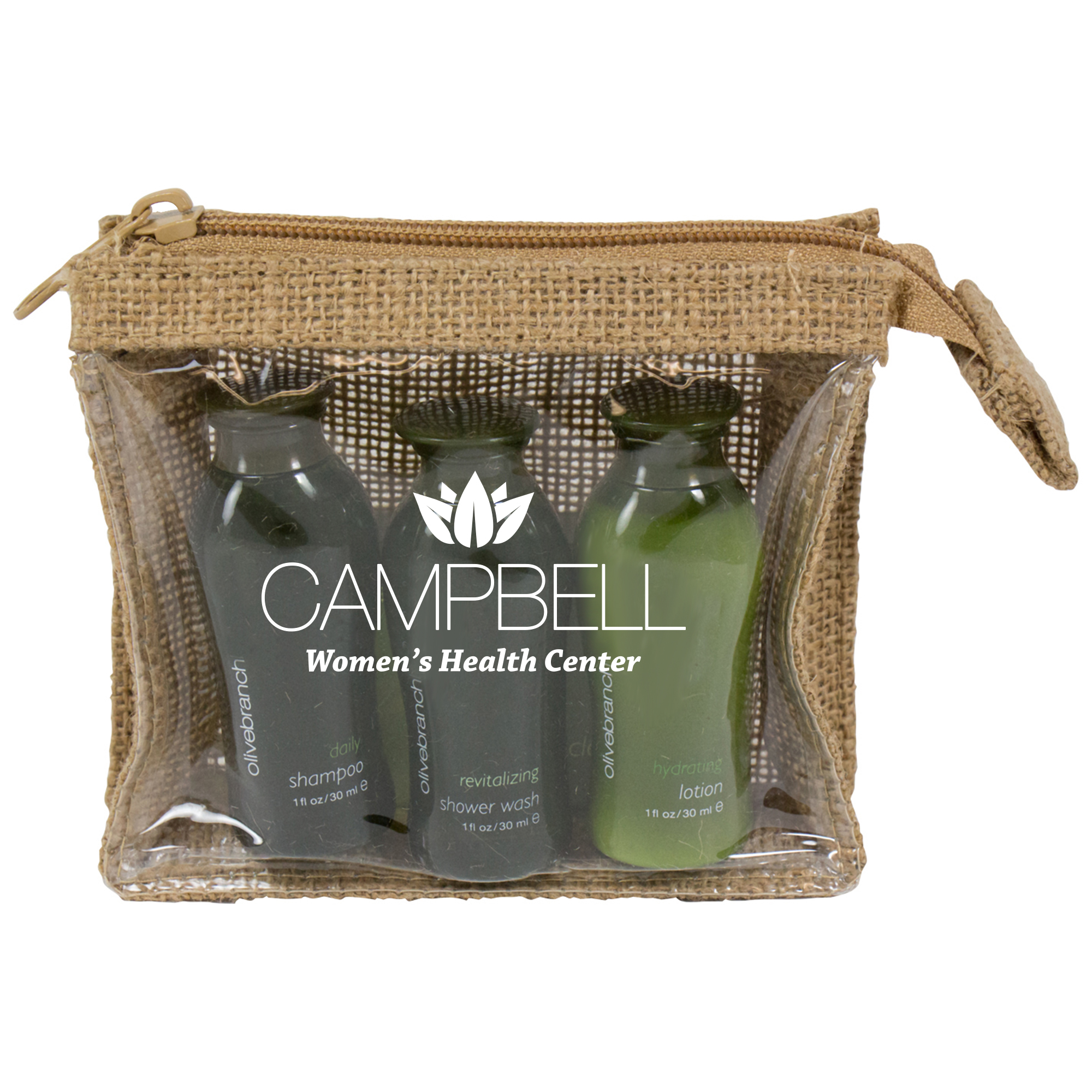 Mini Olive Oil Amenity Set