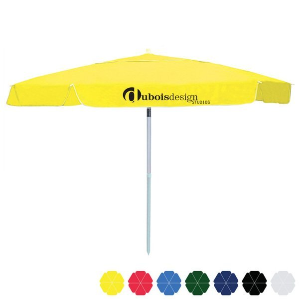 Wind Proof Beach Umbrella, 84""