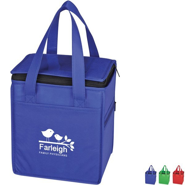 Insulated Non-Woven Kooler Lunch Bag