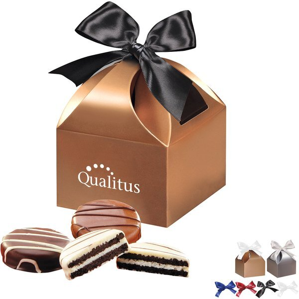 Chocolate Covered Oreos® in Domed Gift Box