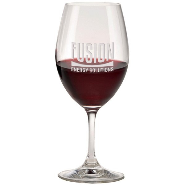 Riedel® Ouverture Red Wine Glass, Deep Etched, 12-1/4oz.