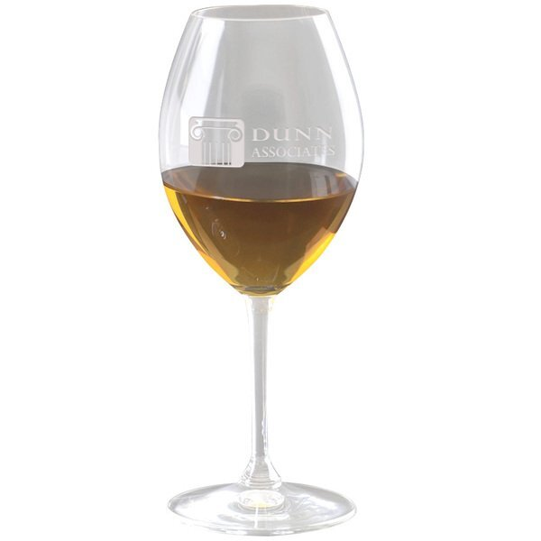 Riedel® XL Syrah Wine Glass, Deep Etched, 22-3/4oz.