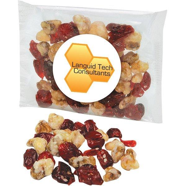 Cranberry Walnut Trail Mix Snack Pack