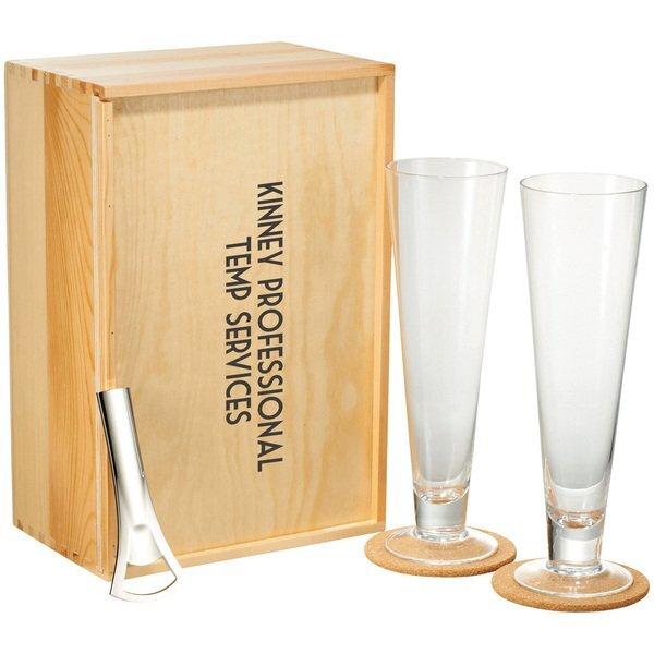 Bullware® Pilsner Gift Set