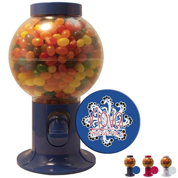 Gumball Machine w/ Jelly Beans