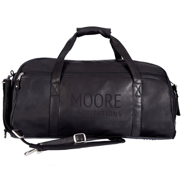 Marble Canyon Leather Sport Duffel, 23""