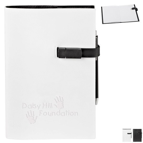 """USB Note Saver Journal Combo, 6-1/4"""" x 9-5/8"""""""