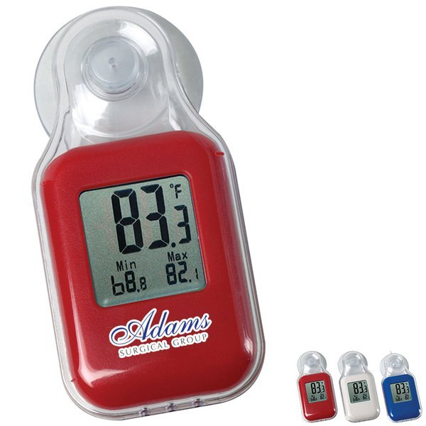 Digital Indoor/Outdoor Fahrenheit Thermometer