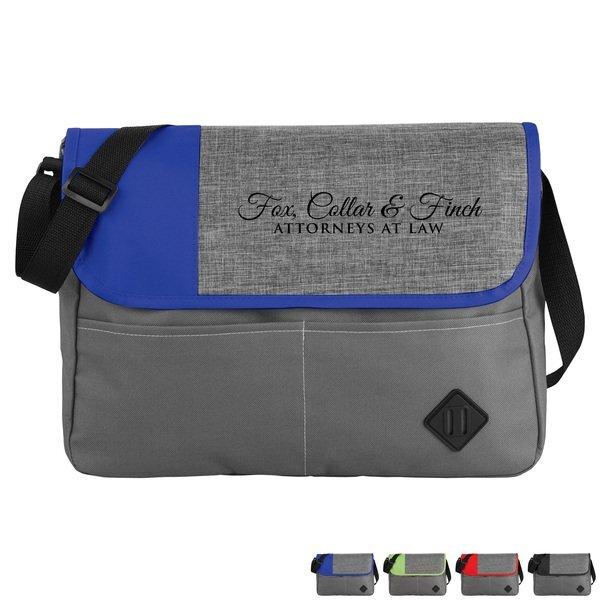 Offset PolyCanvas Convention Messenger Bag