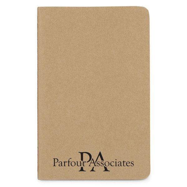 "Moleskine® Cahier Squared Pocket Notebook, 3-1/2"" x 5-1/2"""