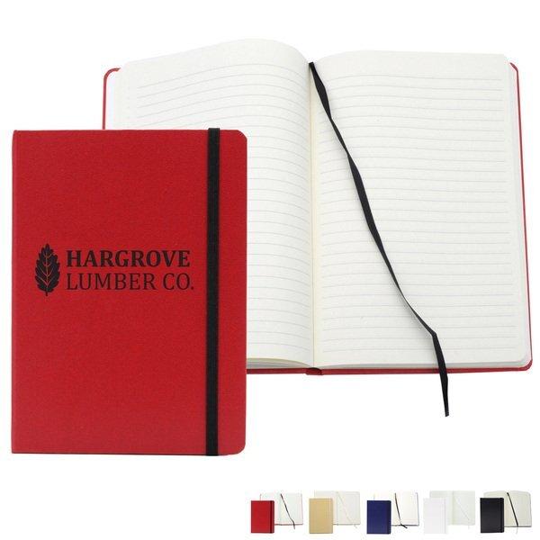 """Essential Hardcover Bookbound Journal, 6"""" x 8-1/2"""""""