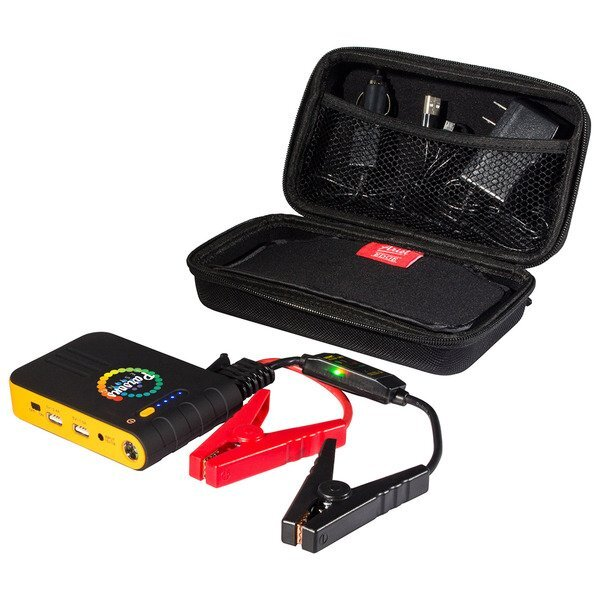 Dependable Car Jump Starter Kit, 8000mAh