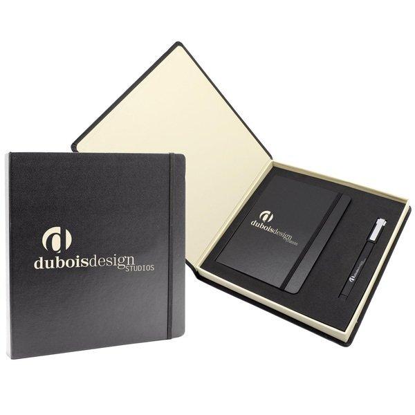"Essential Writing Box Gift Set, 9"" x 9"""