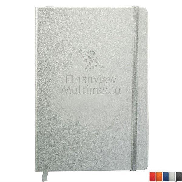 """Nova Bound Hard Cover UltraHyde JournalBook™, 8-1/2"""" x 5-1/2"""""""
