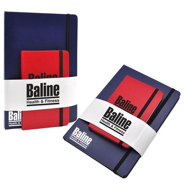 Essential Hardcover Bookbound Journal 2-Piece Gift Set